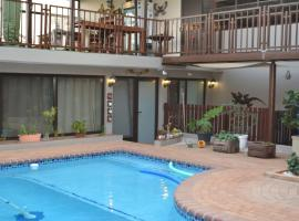 A picture of the hotel: Pool Apartment