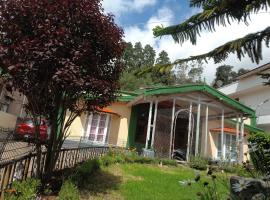 Ooty Castle Bungalow Ooty India