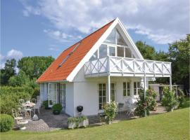 Hotel Photo: Three-Bedroom Holiday Home in Fredensborg
