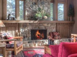 Hotel photo: The Gallatin Canyon Home