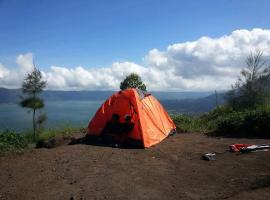 Caldera Camp Kintamani Indonesië