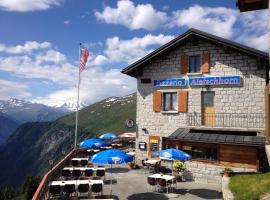 Hotel Photo: Hotel Aletschhorn