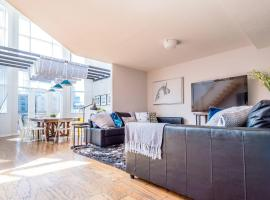 Hotel photo: Luxurious penthouse duplex - Downtown Central