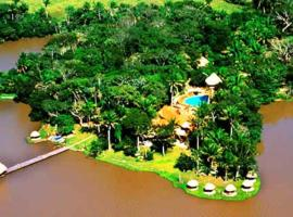Hotel photo: Eco Resort Colpacaranda