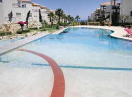 Hotel photo: Apartment Pirgos Psilonerou with Sea View IV