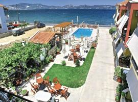 One-Bedroom Holiday home with Sea View in Gera Bay Lesvos Apidias Lakos Greece