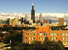 Hotel near Chicago: Marriott Chicago at Medical District