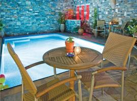 Hotel photo: Holiday Home Portaria with Hot Tub II