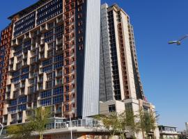 A picture of the hotel: Apartments at Itowers, CBD, Gaborone