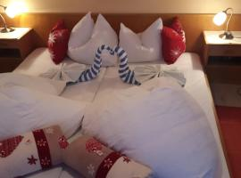 Hotel Photo: Hotel Garni Wieshof