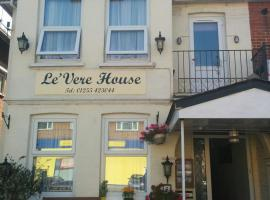 Hotel Photo: Le Vere House