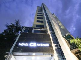 CS Avenue Hotel Seoul South Korea