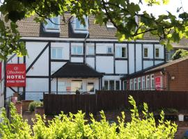 Hotel photo: Stockwood Hotel - Luton Airport