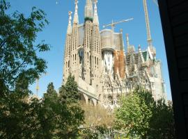 Hotel Photo: Amazing views Sagrada Familia