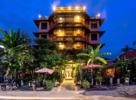 Hotel Photo: Angkor Panoramic Boutique Hotel