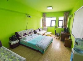 Hotel Photo: Zhangdian Fortune Square Apartment