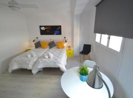 A picture of the hotel: Tarragona Suites Marquesa