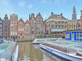 City Apartment Canal View Friends Amszterdam Hollandia