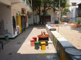 A picture of the hotel: Backpackers Garden Hostel