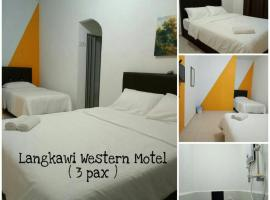 Hotel Photo: Langkawi Western Motel