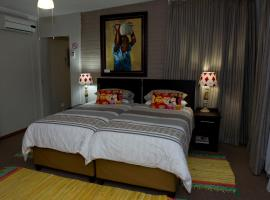 Cottonwood Guesthouse Bloemfontein South Africa