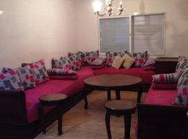Apartment 2 Bedrooms in Hassan Rabat Maroc