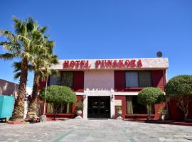 A picture of the hotel: Hotel Punakora