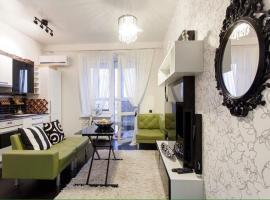Lux Apartment in the centre Yekaterinburg Russia