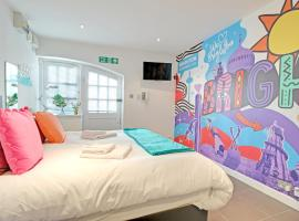 Hotel kuvat: Artist Studio - Super Central Brighton - Sleeps 2/3 guests - Free Wifi