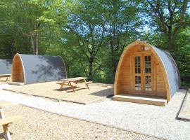 Camping LA PINEDE Consdorf Luxembourg