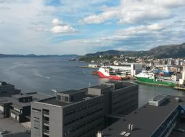 Hotel Photo: Cozy apartment close to Bergen center and University