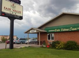 Hotel Photo: Fair Value Inn - Rapid City