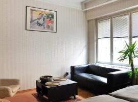 Top Apartment Madach Budapest Ungarn