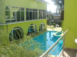 Pension Eclipse Oradea Romania