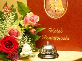 Hotel Photo: Hotel Poniatowski