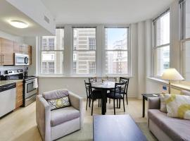 A picture of the hotel: North 17th One-Bedroom Apartment