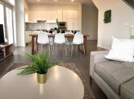 Hotel photo: Modern, Brand New Family Home in Richmond