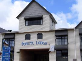 Hotel Photo: Pohutu Lodge Motel