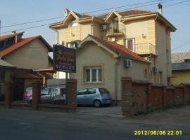Hotel near Leskovac: Bed and Breakfast Perla