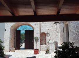 Hotel Photo: B&B Masseria Spilafemine
