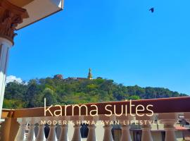 A picture of the hotel: Boutique Twin Room at Karma Suites