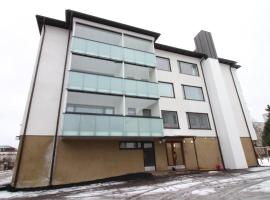 Hotel photo: A stylish and bright three-bedroom apartment for five persons in Tikkurila, Vantaa. (ID 9010)