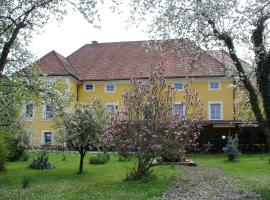 Hotel photo: Guest House Čater