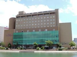 Hotel Photo: Hotel Crown Palais Kokura