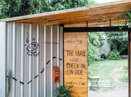 The Yard Hostel Bangkok Thailand