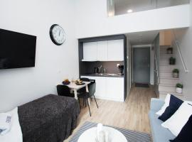 Hotel Photo: Forenom Premium Apartments Vantaa Tikkurila