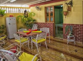 A picture of the hotel: Apartment Calinda