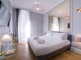 Hotel Photo: Rent In Rome Grand Master Suites