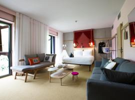 Hotel Photo: MOB HOTEL Lyon Confluence