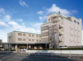A picture of the hotel: KKR Hotel Hiroshima